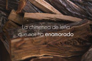 Chimenea de Leña